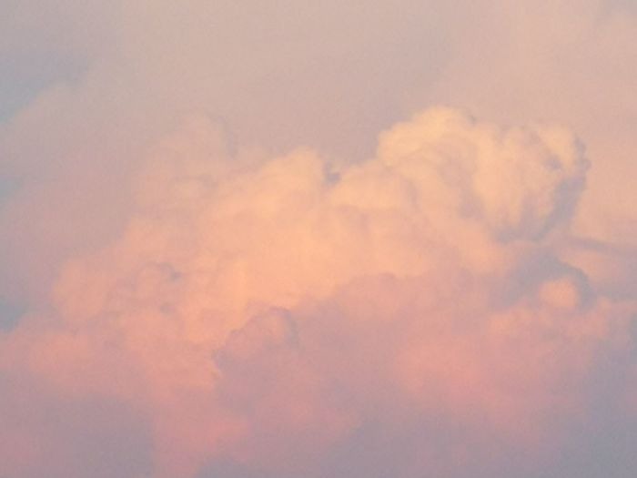 Cloud - Sky Sky Cloudscape Backgrounds Idyllic Nature Beauty In Nature Heaven No People Softness Wind Environment Dramatic Sky Sunset Fluffy Tranquility Scenics - Nature Orange Color Outdoors Abstract