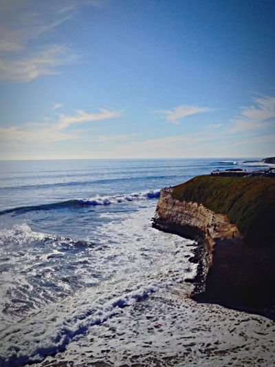 Showcase: November Santacruz Pacific Ocean TakeoverContrast