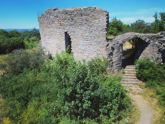 Frauenberg Ruine Ancient Civilization History Architecture Sky Grass Castle Civilization Fortress Historic Tourist Attraction  Fortified Wall Visiting Archaeology Ancient Rome Old Ruin Fort The Past