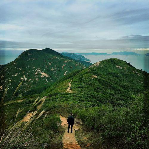 Dragon's back Iphoneonly Mobilephotography Hong Kong Landscape Showcase: January Travel ShotWithHipstamatic300 Pmg_hok