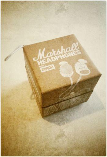 Unpackin' Marshall