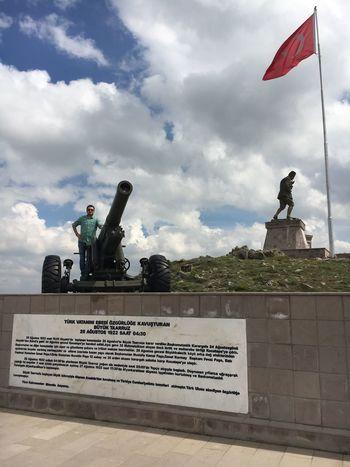 Afyonkarahisar Kocatepeanıtı History Photooftheday Monument