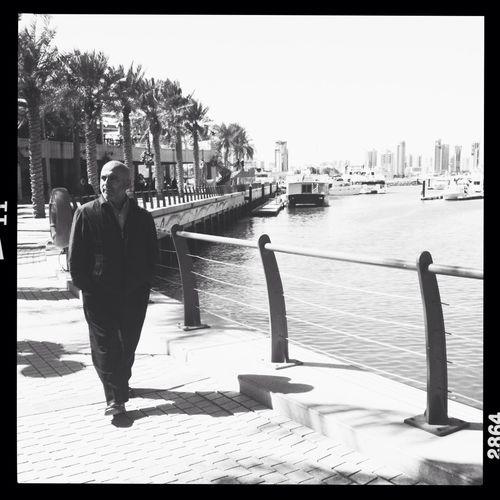 a walk beside the breeze at Marina Crescent A Walk Beside The Breeze