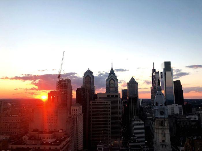 Philly Sky Line
