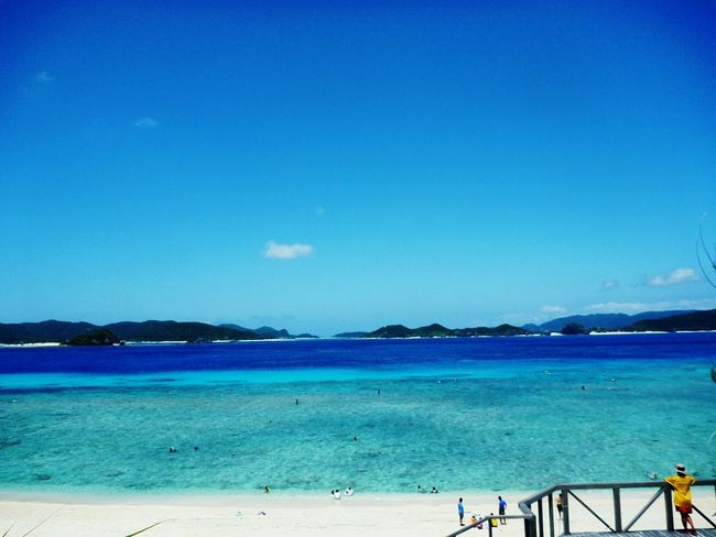 Holiday Traveling Okinawa Enjoying Life Life Is A Beach Aka Island Beach Zamami Village