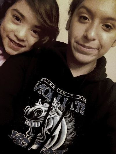 Me & My Lil Sis, Oh How I Missed Her.<3