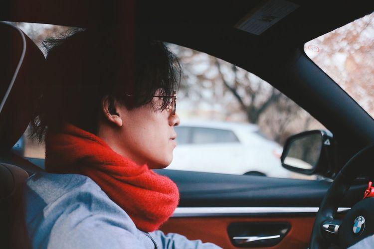 handsome guy Canon Portrait Portrait Of A Man  Christmaslook Bf Car Car Interior Bmw435i Bmw EyeEmNewHere Boyfriend Car Motor Vehicle Mode Of Transportation Transportation Vehicle Interior One Person Land Vehicle Men