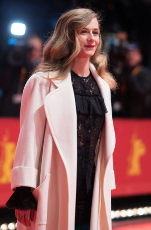 Berlin, Germany - February 24, 2018: Belgian actress Cecile de France attends the closing ceremony during the 68th Berlinale International Film Festival Berlin at Berlinale Palast AWARD Closing Ceremony Film Festival Portrait Of A Woman Woman Actress Arts Culture And Entertainment Beautiful Woman Belgian  Berlinale Berlinale 2018 Berlinale Festival Berlinale2018 Cecile De France Entertainment Entertainment Event Looking At Camera Mass Media One Person Portrait Posing Posing For The Camera Red Carpet Red Carpet Event Smiling