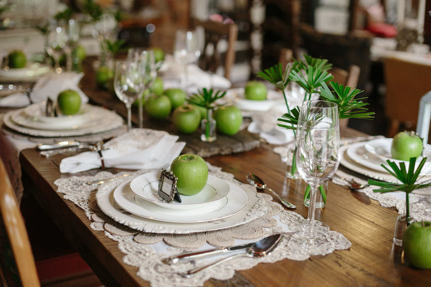 Close-up Day Dining Table Drinking Glass Food And Drink Indoors  Napkin No People Place Setting Plate Table Wineglass