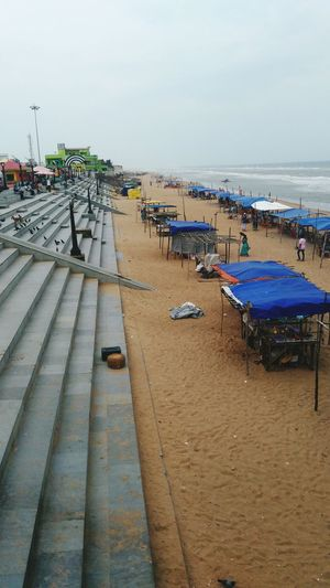 One Side View Of Beach,Gopalpur On Sea