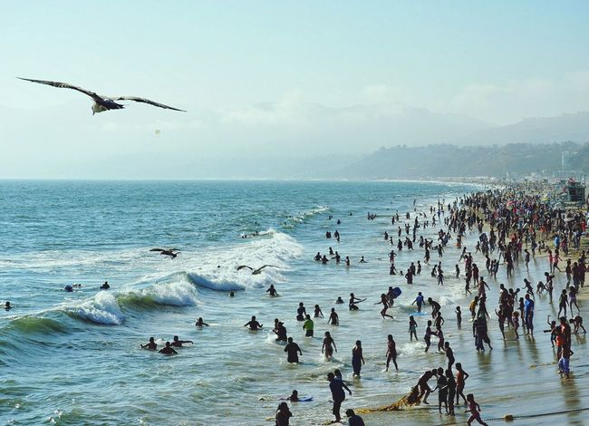Santa Mónica Pier California Santa Monica