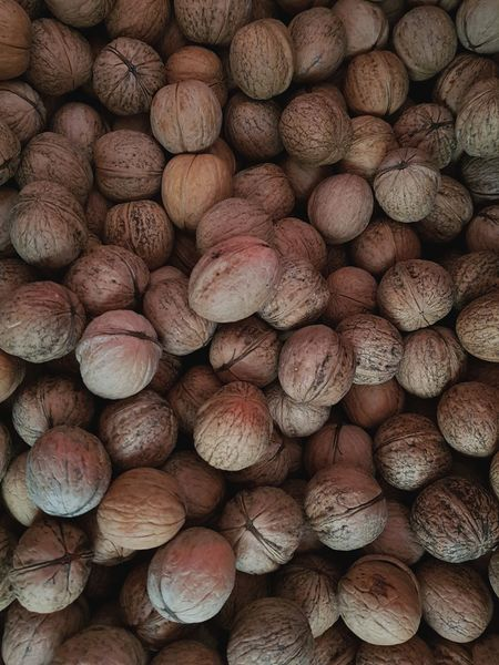Walnuts everywhere Backgrounds Abundance Full Frame Large Group Of Objects No People Close-up Variation Nutcracker Brown Oil Walnuts Nuts Kitchen Food And Drink Nature Healthy Eating Freshness Food Market Stall EyeEm Best Shots The Week On EyeEm Happiness Vegetarian Neatly Arranged Winter