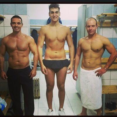 Stanchi ma felici! ?Friends Workout Chest Biceps compagnidiallenamento forzecoraggio nonmolliamo