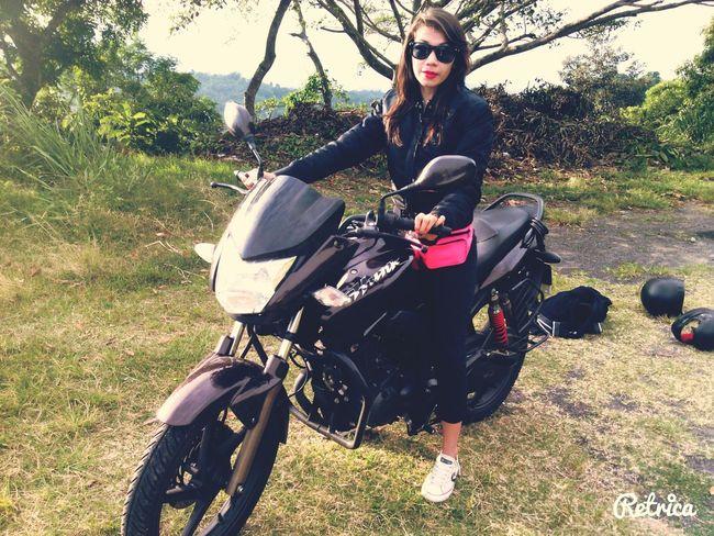 Relaxing Motorcycle Trip Me❤