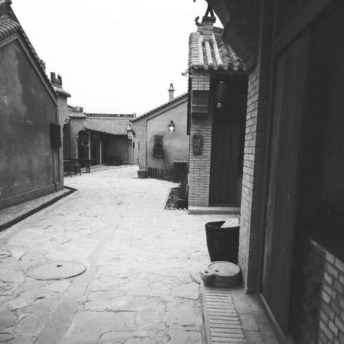 Building Exterior 仿古建筑 最美中国