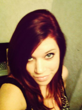 Loving my new hair Red Hair Dont Care
