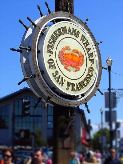 EyeEmNewHere Fishermanswharf Tourist Attraction  Tourist Destination San Francisco