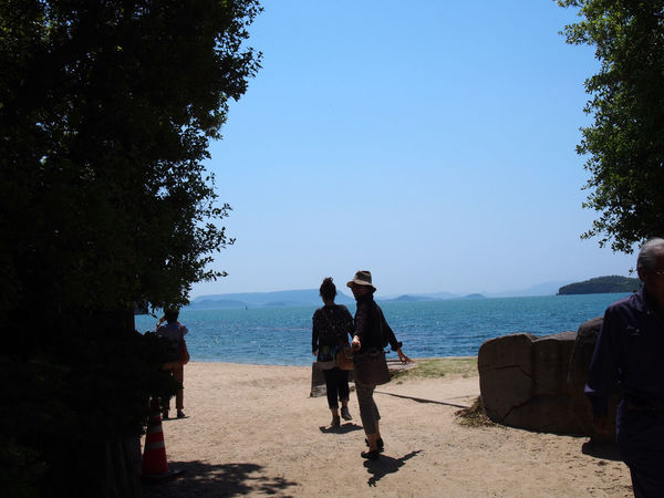エンジェルロードへ。2014.5.2 四国 Shikoku エンジェルロード 旅 小豆島 Shodoshima Travel OlympusPEN Olympus Pen