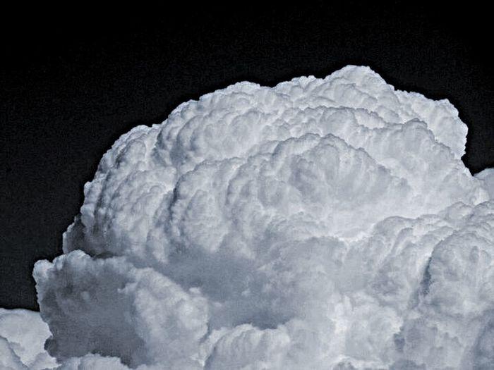 Clouds B&W