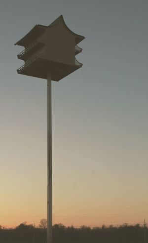 Bird house! Perfectview Sunset Birdhouse