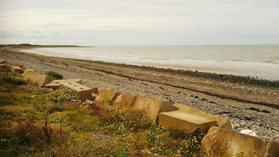 Bootle beach cumbria Beach Sea Sand Beauty In Nature Tranquility