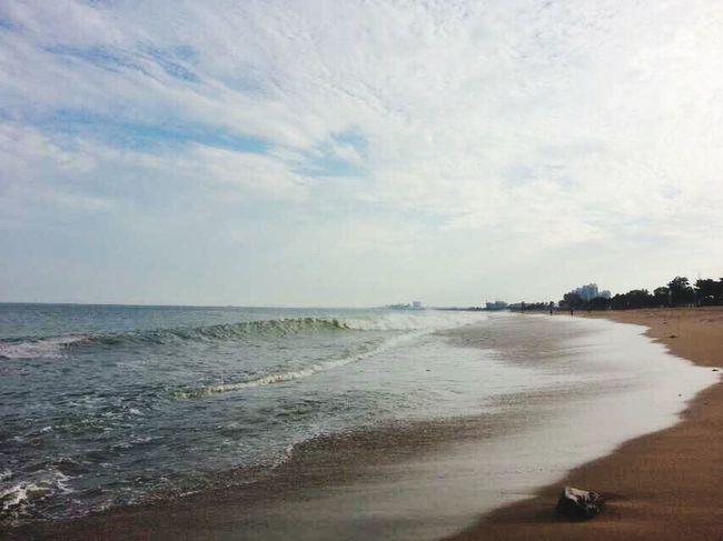 那天的海,那天的云 First Eyeem Photo