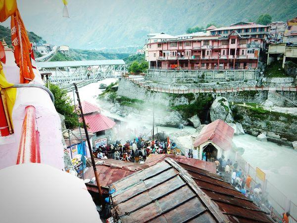 Hot Bath Badrinath Enjoying Life Landscape_lovers The Great Himalayas