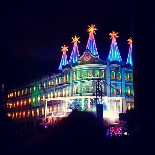 Isso é natal ♥ PalacioAvenida Curitiba