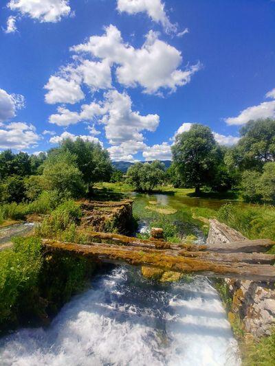 Caska River,