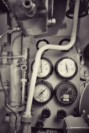 Check This Out Taking Photos Black And White Photography Knobs And Dials Gauges USS Razorback
