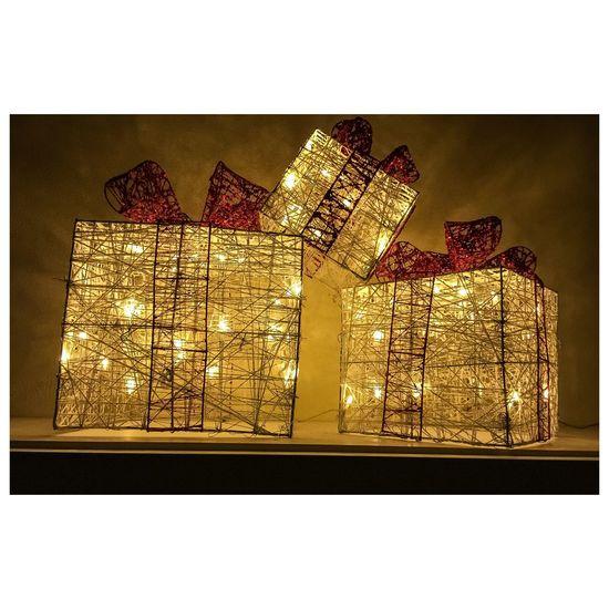 Detalles de navidad Celebracion Family Decoration