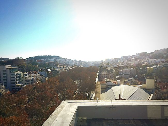 Lisboa Amanhecer Sol De Invierno