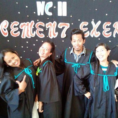 HighSchool Batchmates, oh my! Dungan napod mi graduate. Highschool Batch Batchmates Graduation