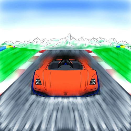 Porsche GT3 RS+ AlpinCup