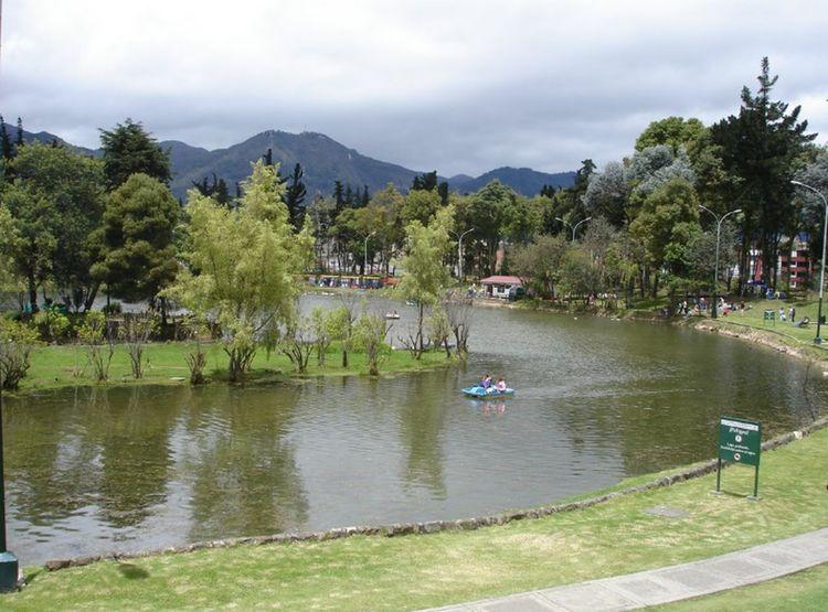 Parque de los Novios Bogota. Parks Escaping Picnic