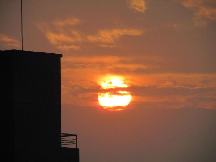 Sunset in Rajshahi First Eyeem Photo
