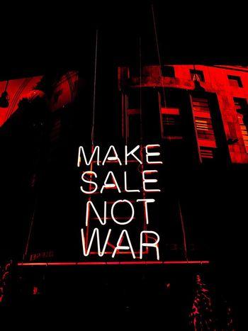 Deathbyrouge Window Display Photography Red Evening Rouge No War Sale Milano The Week On EyeEm EyeEmNewHere