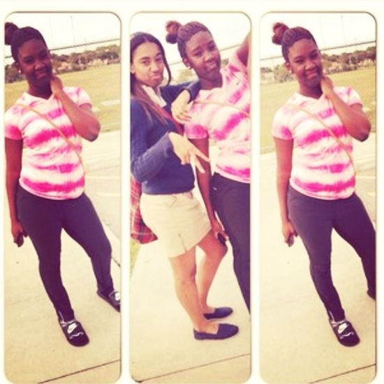 Mee && Myy Fly Girl , This Why They Mad .