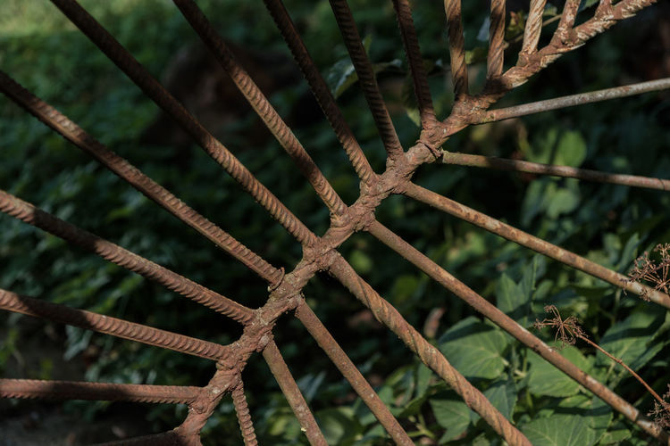 Rust Backgrounds Close-up Garden Photography Gardendoor Garten Green Color Metal Rusty FUJIFILM X-T2