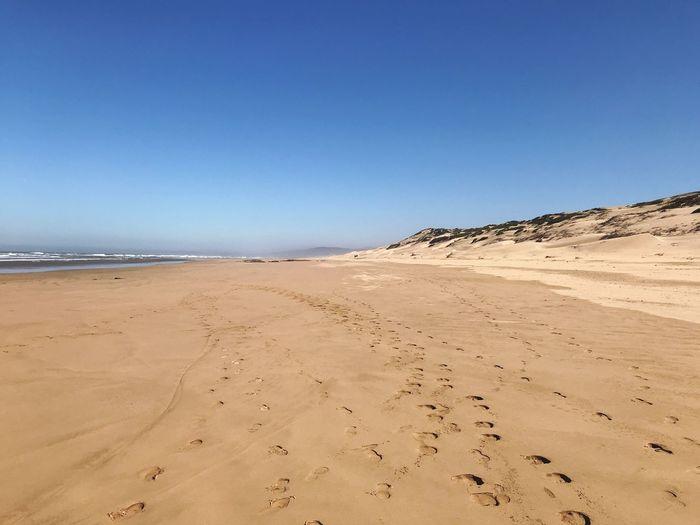 Land Sand Sky