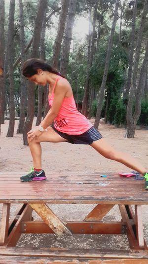 Stretching Sport Egsersize Healthy Running rundamental Run NikeRun Puma Igniteistanbul Ignite