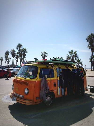 California Surf Mode Of Transportation Transportation Sky Land Vehicle Tree Car Plant Motor Vehicle City Street Travel Outdoors