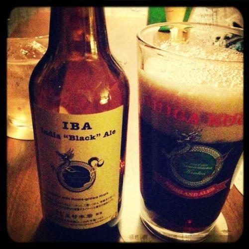 """志賀高原Ʊ""""-ʓ India Black Ale"""