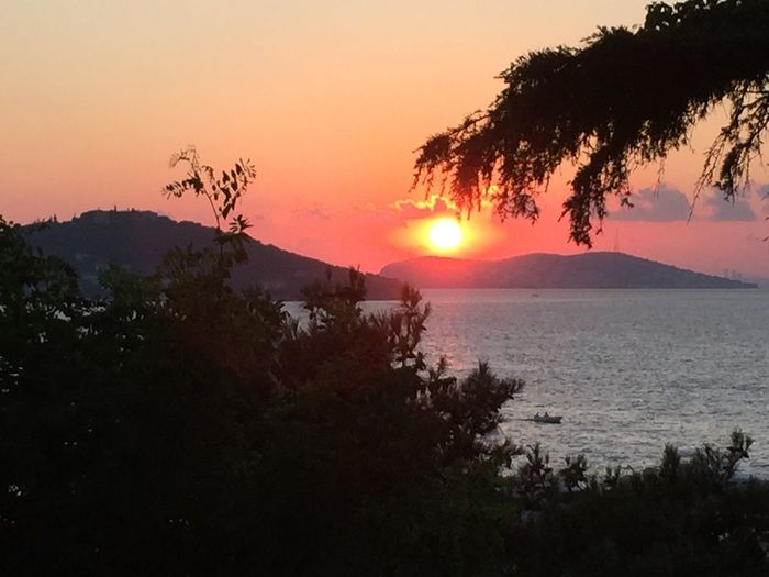Prince Islands Prinkipo Büyükada Istanbul Turkey Sunset Sunset_collection Sunset #sun #clouds #skylovers #sky #nature #beautifulinnature #naturalbeauty #photography #landscape Sunsets Sunsetlover Sundown Sun