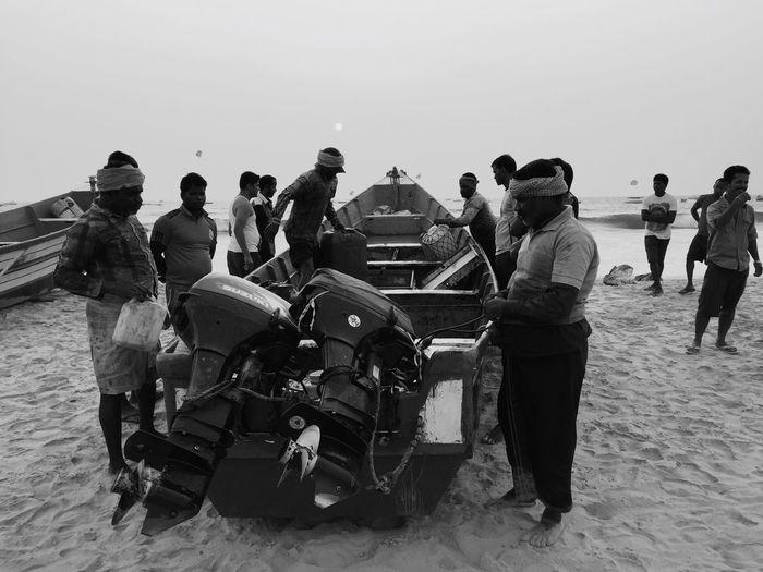 Sea Traveling India Fishman Open Edit