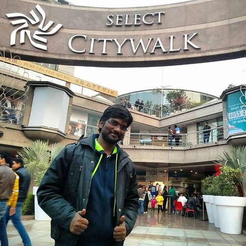 DLFSelectCityWalk Welcome Awesome Friends and Awesome Place to Hangout