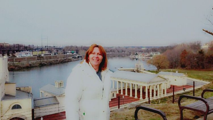 Hanging Out Check This Out Taking Photos That's Me Philadelphia Photos By Jeanette Selfi Peaceful And Serene Bad Hair Day Philadel Its Cold Outside Windy Day Awesome_view Boat House Row