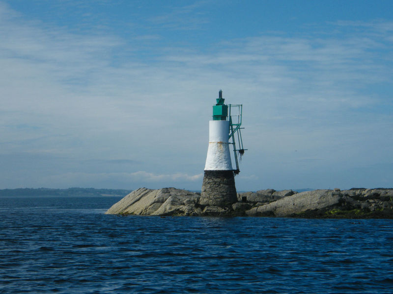 Ards Peninsula Beauty In Nature Day Lighthouse Nature No People Outdoors Scenics Sea Sea And Sky Sky Strangford Lough Tranquil Scene Tranquility Water