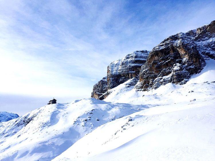 Dolomiti Snow ❄ Dolomites, Italy Neve Neverstopexploring