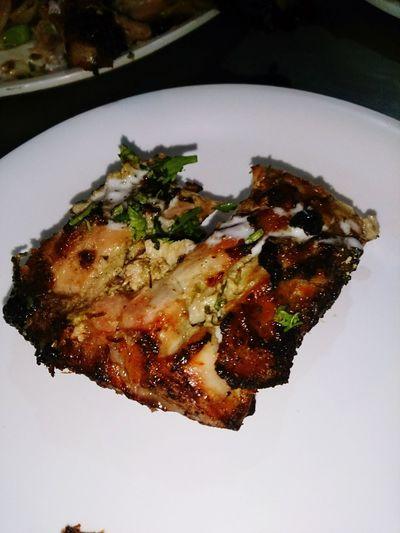 Shef Special Chiken Zanbag Enjoy Arebian Dish Pune.